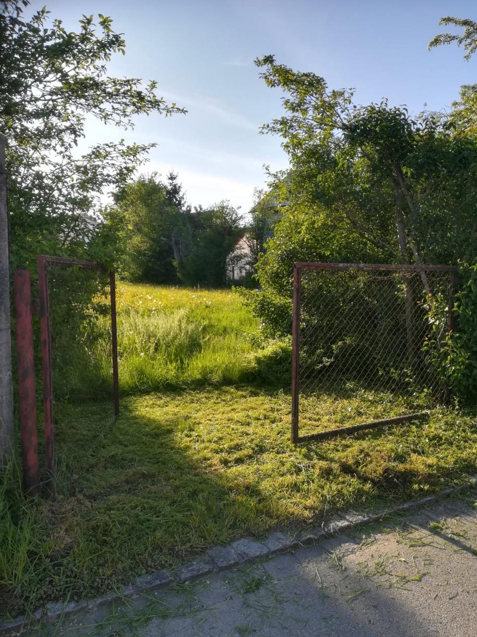 Neuer EM Garten